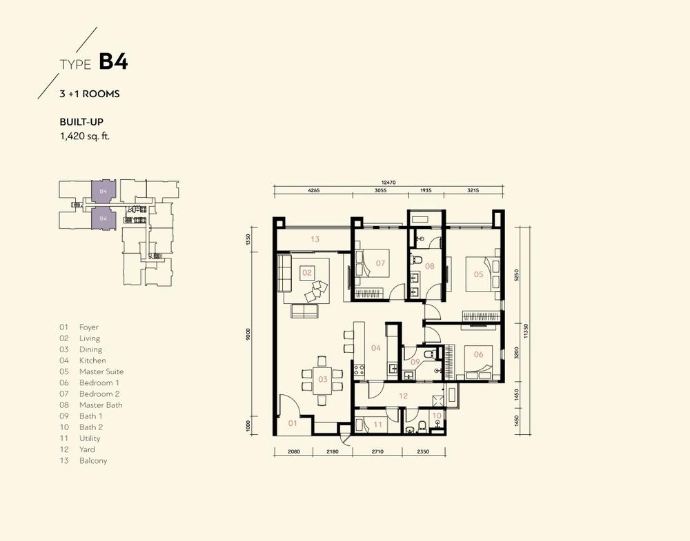 Residensi Harmoni 2 Bukit Prima Pelangi New Property